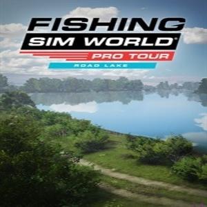 Fishing Sim World Pro Tour Gigantica Road Lake