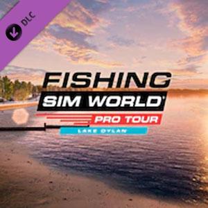 Fishing Sim World Pro Tour Lake Dylan