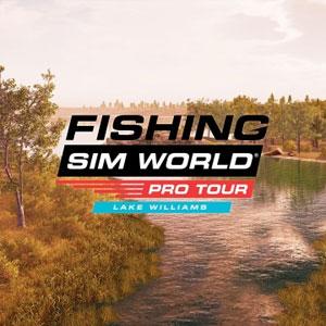 Fishing Sim World Pro Tour Lake Williams