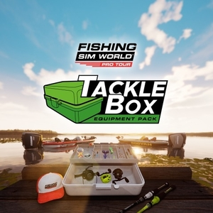 Fishing Sim World Pro Tour Tackle Box Equipment Pack