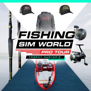 Fishing Sim World Pro Tour Trophy Hunter's Equipment Pack