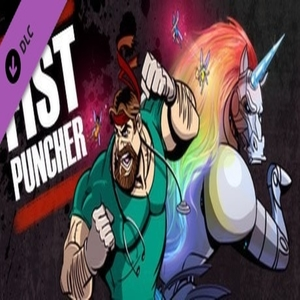 Fist Puncher Robot Unicorn Attack Character