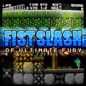 Buy Fist Slash Of Ultimate Fury CD Key Compare Prices