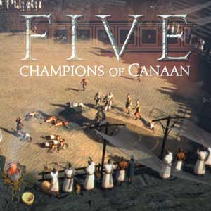 FIVE Champions of Canaan