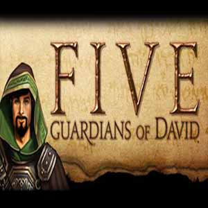 Buy FIVE Guardians of David CD Key Compare Prices