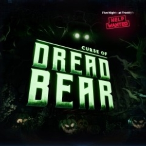 Five Nights at Freddys Help Wanted Curse of Dreadbear