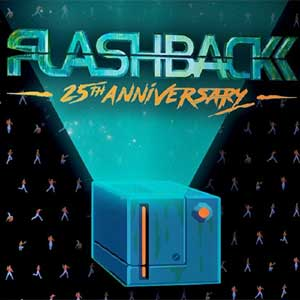 Buy Flashback 25th Anniversary PS4 Compare Prices
