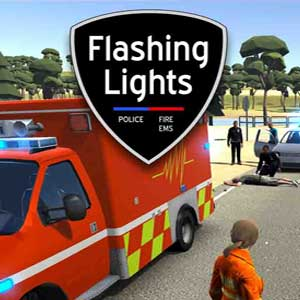 Buy Flashing Lights Police Fire EMS CD Key Compare Prices
