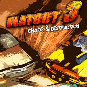 Buy Flatout 3 Chaos and Destruction CD Key Compare Prices