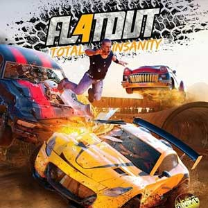 Buy FlatOut 4 Total Insanity CD Key Compare Prices