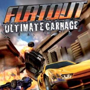 Buy FlatOut Ultimate Carnage CD Key Compare Prices