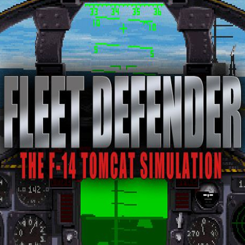Buy Fleet Defender The F-14 Tomcat Simulation CD Key Compare Prices