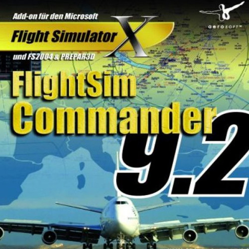Buy Flightsim Commander 9.2 Flight Simulator X Addon CD Key Compare Prices