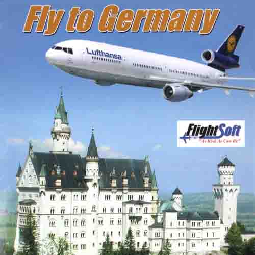 Fly to Germany FSX Add-On