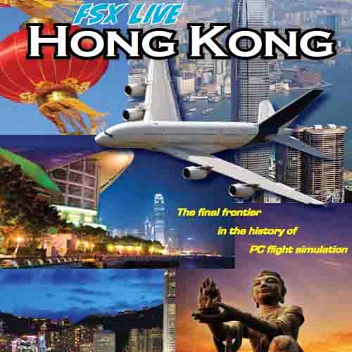 Fly to Hong Kong FSX LIVE Add-on