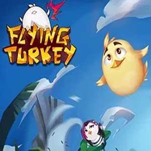 Flying Turkey