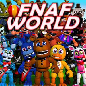 Buy FNaF World CD Key Compare Prices