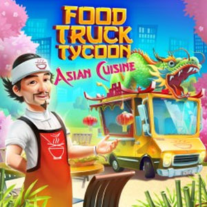 Food Truck Tycoon Asian Cuisine Expansion Pack