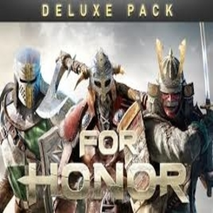 For Honor Deluxe Pack