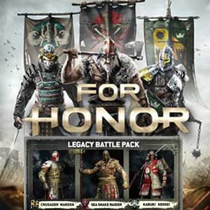 For Honor Legacy Battle Pack