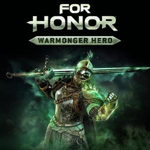 For Honor Warmonger Hero