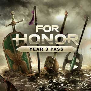 Buy FOR HONOR Year 3 Pass CD KEY Compare Prices