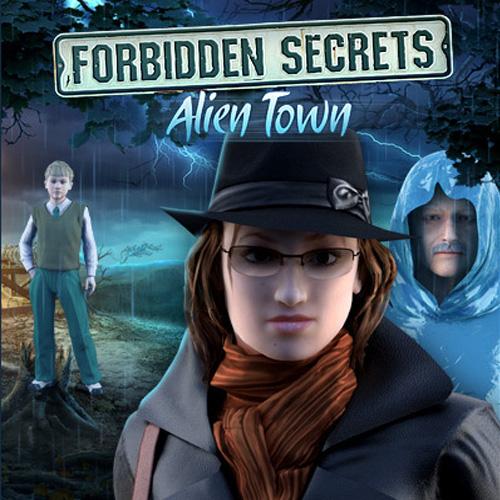 Forbidden Secrets Alien Town