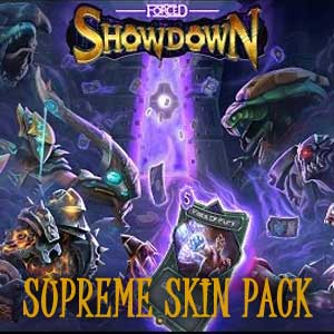 Buy Forced Showdown Supreme Skin Pack CD Key Compare Prices