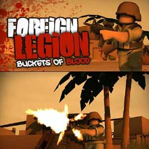 Buy Foreign Legion Buckets of Blood CD Key Compare Prices