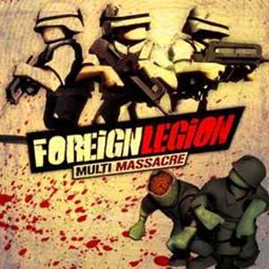 Foreign Legion Multi Massacre