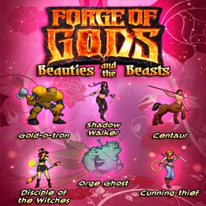 Forge of Gods Beauties and the Beasts Pack