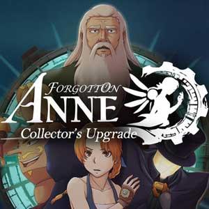 Forgotton Anne Collectors Upgrade