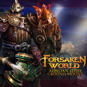 Buy Forsaken World Aepelian Steed Ground Mount CD Key Compare Prices