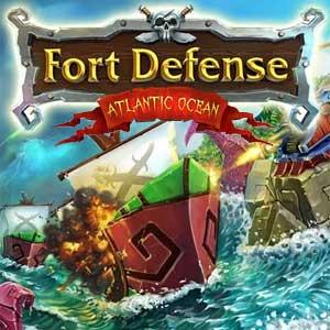 Fort Defense Atlantic Ocean