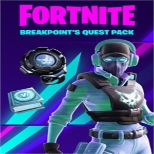Fortnite Breakpoint's Quest Pack