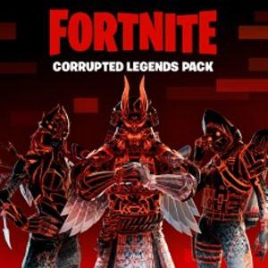 Fortnite Corrupted Legends Pack