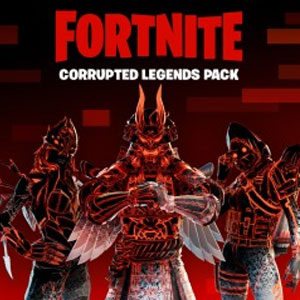 Fortnite Corrupted Legends Pack