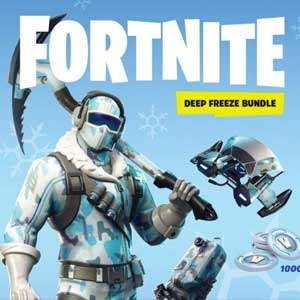 Fortnite Deep Freeze Bundle