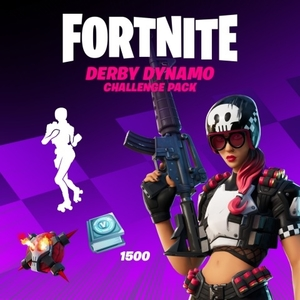 Fortnite Derby Dynamo Challenge Pack