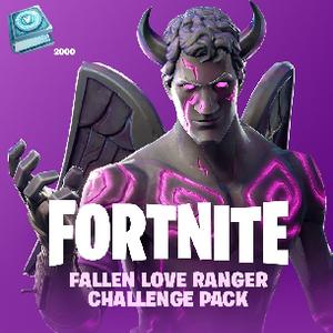 Fortnite Fallen Love Ranger Challenge Pack