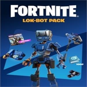 Fortnite Lok-Bot Pack
