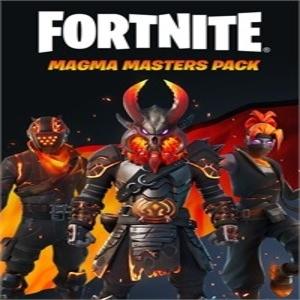 Fortnite Magma Masters Pack