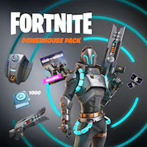 Fortnite Powerhouse Pack