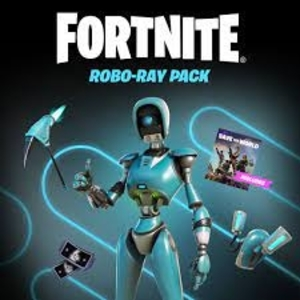 Buy Fortnite Robo Ray Pack PS4 Compare Prices