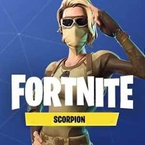 Fortnite Scorpion Skin