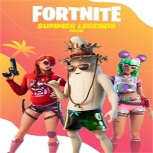 Fortnite Summer Legends Pack