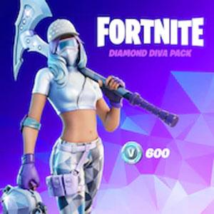 Fortnite The Diamond Diva Pack