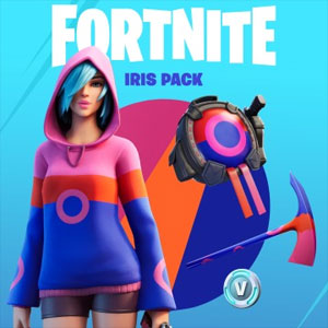 Buy Fortnite The Iris Pack PS4 Compare Prices