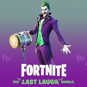 Fortnite The Last Laugh Bundle DLC