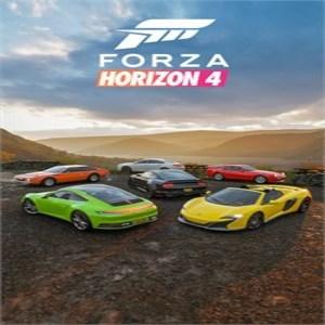 Forza Horizon 4 High Performance Car Pack